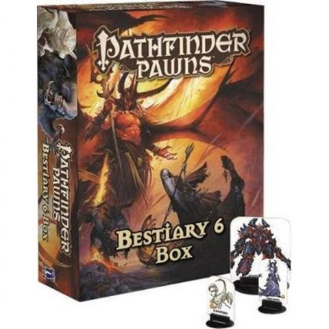 Pathfinder Pawns: Bestiary Box 6