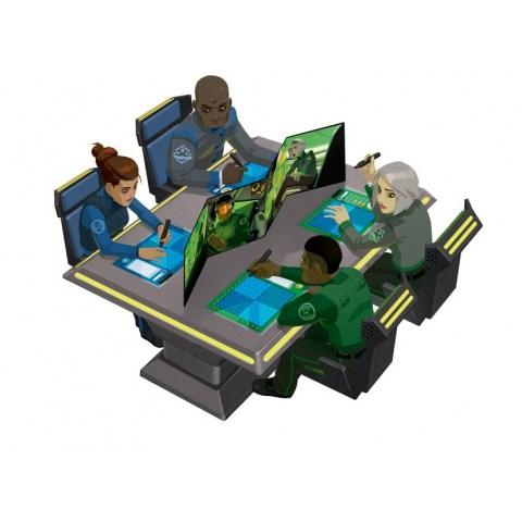 Sonar Family Board Game