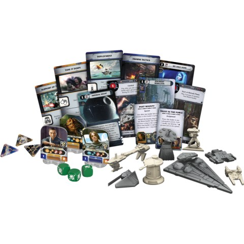 Star Wars: Rebellion – Rise of the Empire Expansion (2017) Board Game