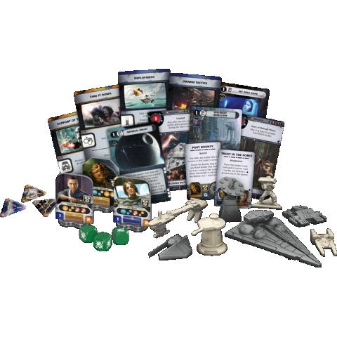 Star Wars: Rebellion – Rise of the Empire Expansion (2017) - разширение за настолна игра