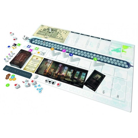 T.I.M.E Stories (2015) Board Game