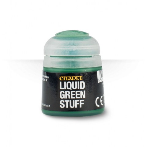 TECHNICAL: LIQUID GREEN STUFF