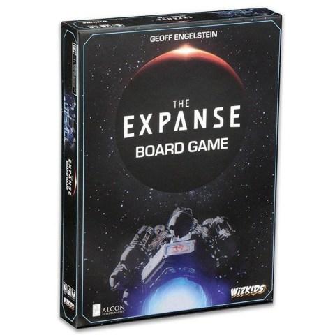 The Expanse Board Game (2017) - настолна игра