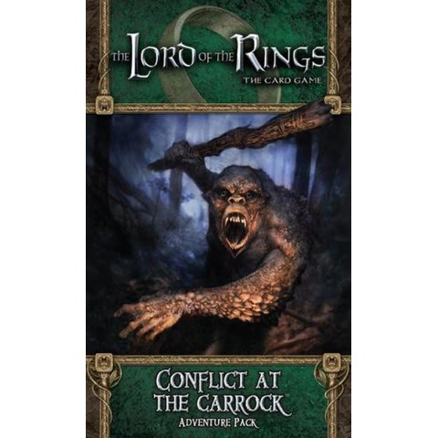 The Lord of the Rings LCG: Shadows of Mirkwood Cycle - Conflict at the Carrock Adventure Pack