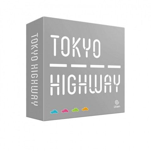 Tokyo Highway (2018) - настолна игра