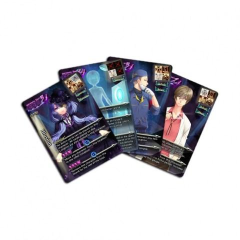 Tragedy Looper: Cosmic Evil Expansion (2016) - разширение за настолна игра