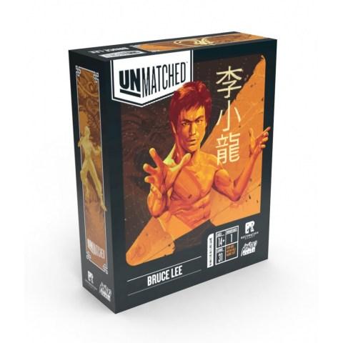 Unmatched: Bruce Lee Expansion (2019) - разширение за настолна игра