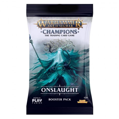 Warhammer Age of Sigmar: Champions Onslaught Booster