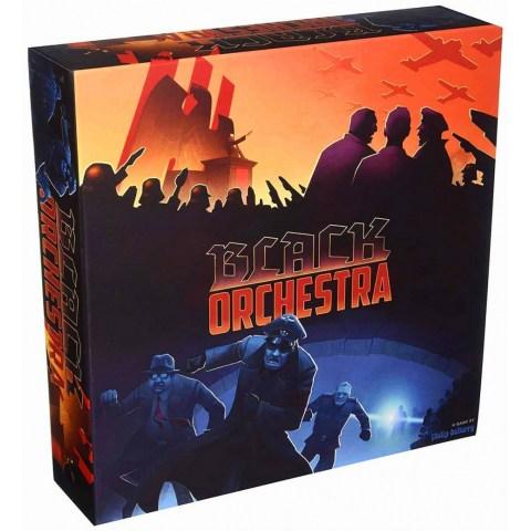 Black Orchestra 2nd Edition (2017) - кооперативна настолна игра
