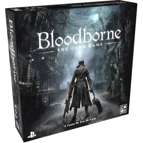 Bloodborne: The Card Game (2016) Board Game