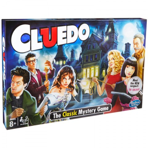 Cluedo (CLUE): The Classic Mystery Game Board Game