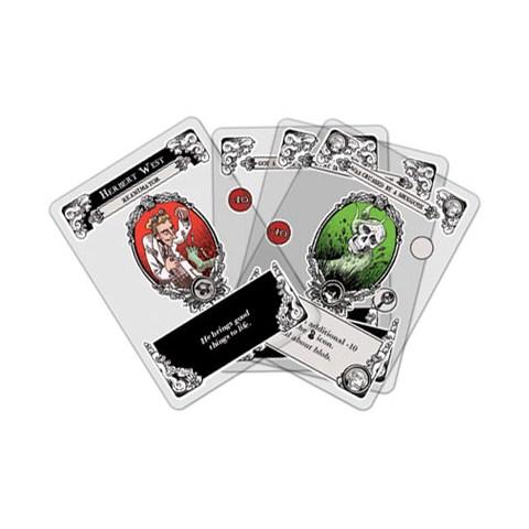 Cthulhu Gloom (2011)  - настолна игра с карти