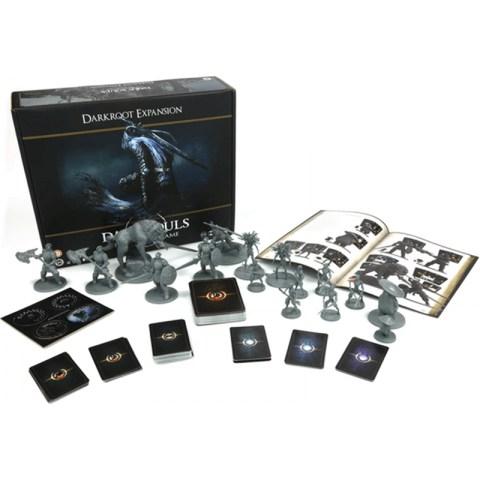 Dark Souls: The Board Game – Darkroot Expansion (2018) - разширение за настолна игра