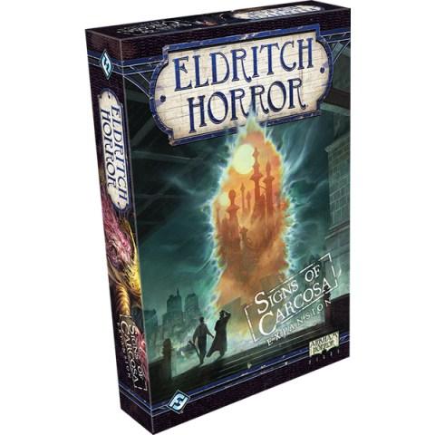 Eldritch Horror: Signs of Carcosa Expansion (2016) - разширение за настолна игра