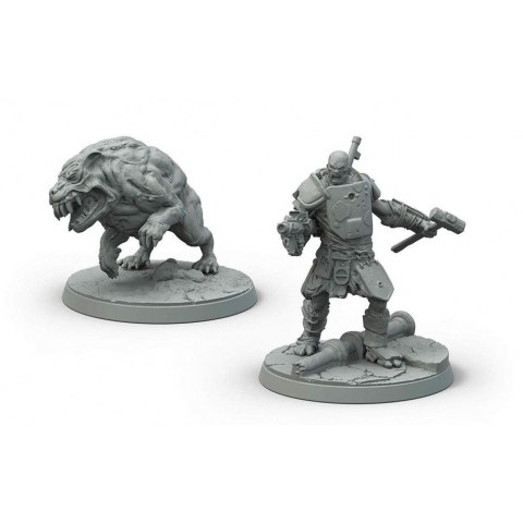 Fallout: Wasteland Warfare - Super Mutants Hammer Box