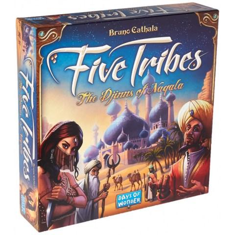 Five Tribes (2014) - настолна игра
