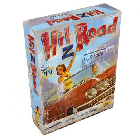 Hit Z Road (2016)  - настолна игра