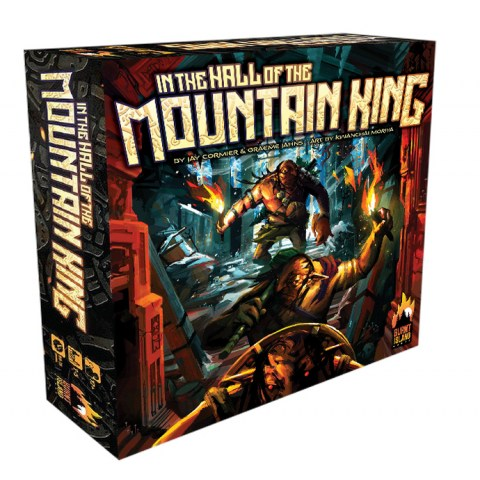 In the Hall of the Mountain King (2019) - настолна игра