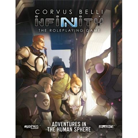 Infinity RPG: Adventures in the Human Sphere