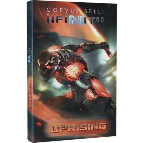 Infinity: Uprising (with Preorder Exclusive Brawler)