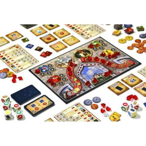 Istanbul: The Dice Game (2017) - настолна игра