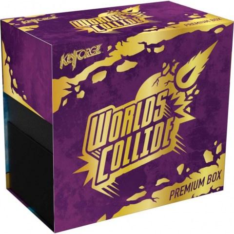 KeyForge: Worlds Collide Premium Box (2019)