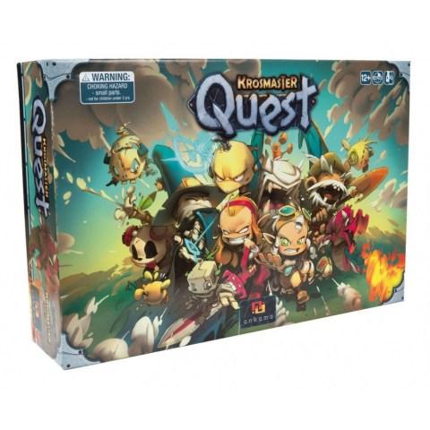 Krosmaster: Quest (2015) - настолна игра