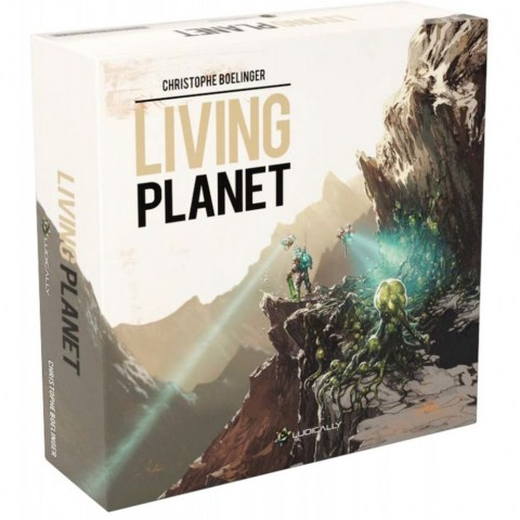 Living Planet Board Game (2019) Board Game