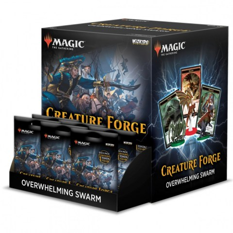 Magic: The Gathering Creature Forge - Overwhelming Swarm