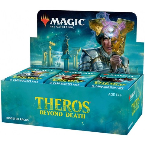 MTG: Theros Beyond Death Booster Box (Booster Display, 36 boosters) в boxes