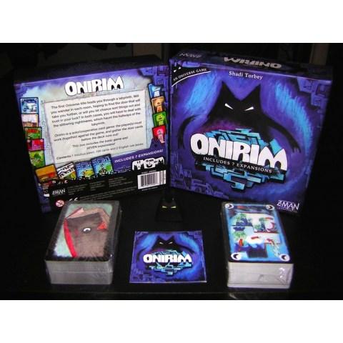Onirim: Oniverse Edition Board Game