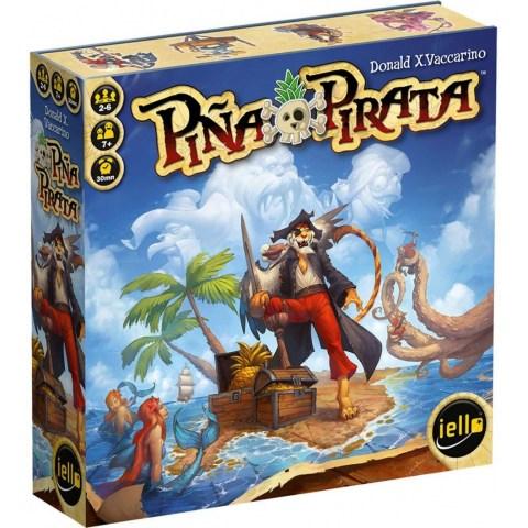 Piña Pirata (2014) - настолна игра