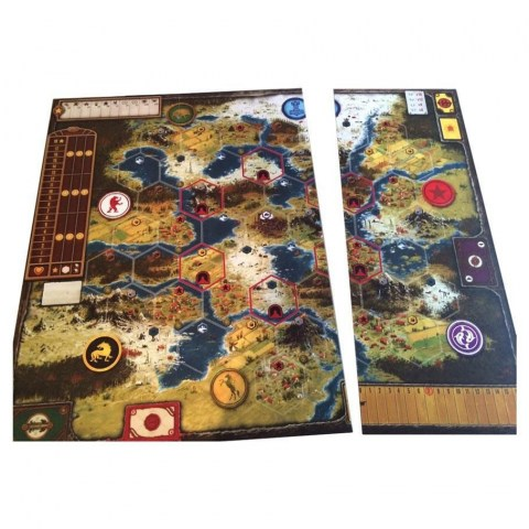 Scythe: Game Board Extension Board Game