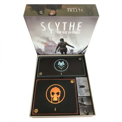 Scythe: The Rise of Fenris Expansion (2018) - разширение за настолна игра Scythe