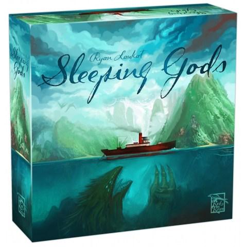 Sleeping Gods (2020) - настолна игра