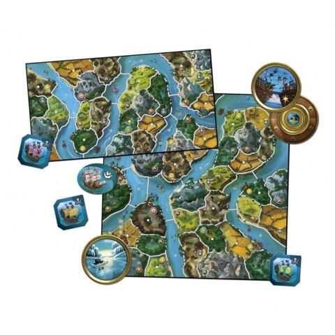 Small World: River World Expansion (2016) - разширение за настолна игра