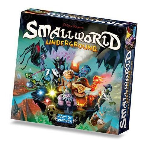 Small World: Underground (2011) - настолна игра