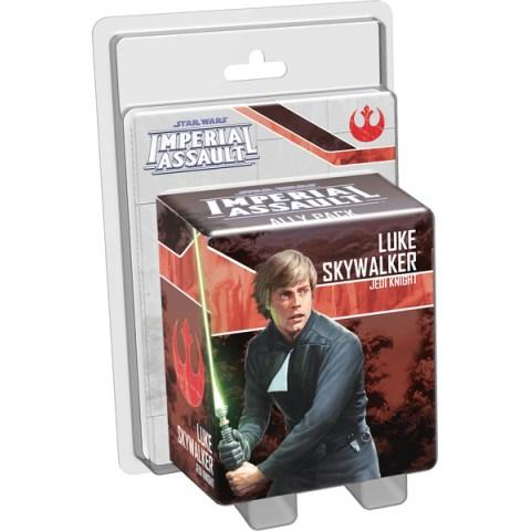 Star Wars: Imperial Assault – Luke Skywalker Jedi Knight Ally Pack (2017)