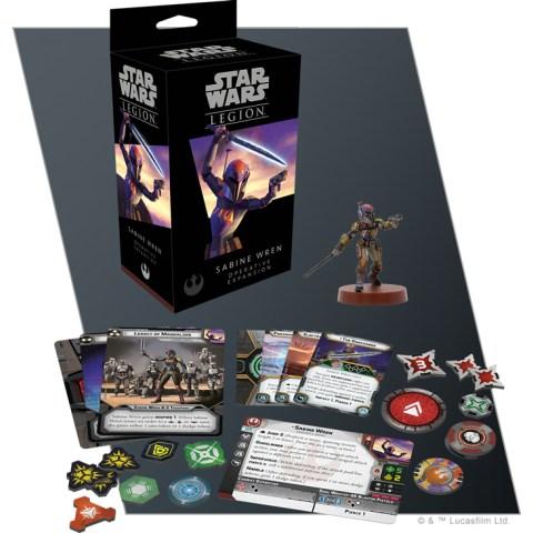 Star Wars: Legion – Sabine Wren Operative Expansion