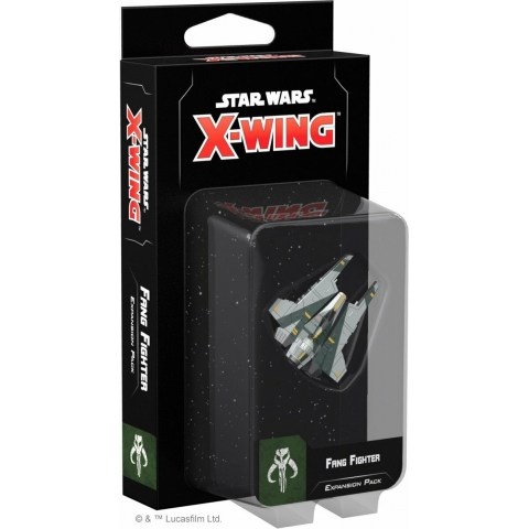 Star Wars: X-Wing (Second Edition) – Fang Fighter Expansion Pack (2018) in Star Wars: X-Wing