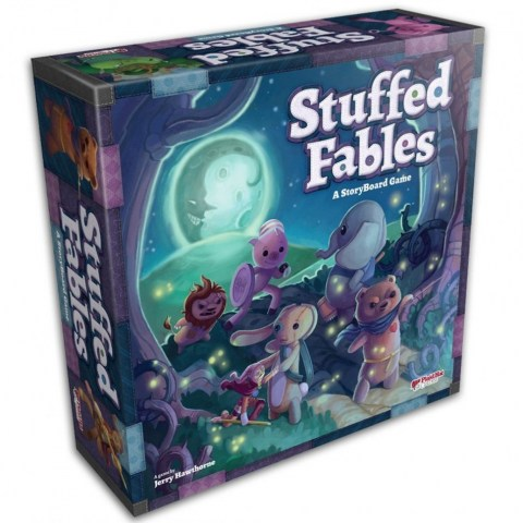Stuffed Fables (2018) - настолна игра