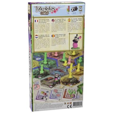 Takenoko: Chibis Expansion (2015) - разширение за настолна игра