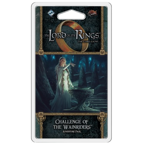 The Lord of the Rings LCG: Vengeance of Mordor Cycle #3 - Challenge of the Wainriders Adventure Pack