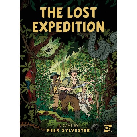 The Lost Expedition (2017) - кооперативна настолна игра