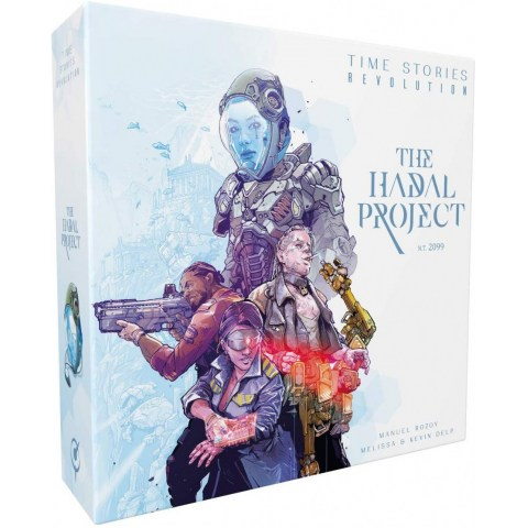 TIME Stories Revolution: The Hadal Project (2019) - кооперативна настолна игра