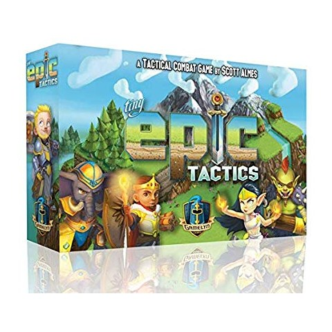 Tiny Epic Tactics (2019) - настолна игра