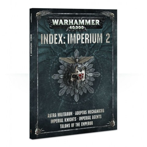 Warhammer 40,000 Index: Imperium 2