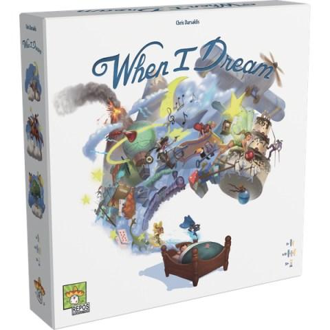 When I Dream (2016) Board Game