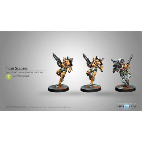 Yu Jing: Tiger Soldier (Boarding Shotgun)