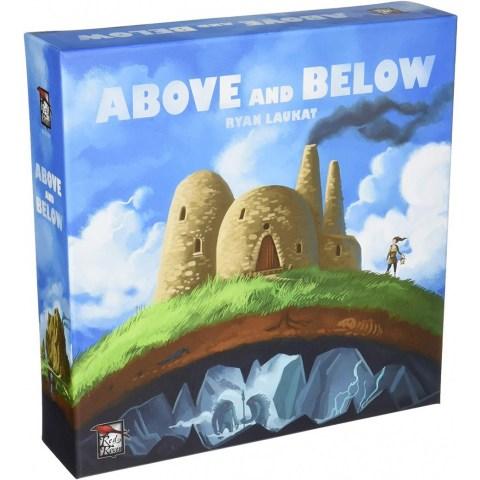 Above and Below (2015) - настолна игра